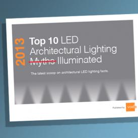 Ebooklet – The latest scoop on architectural LED lighting facts